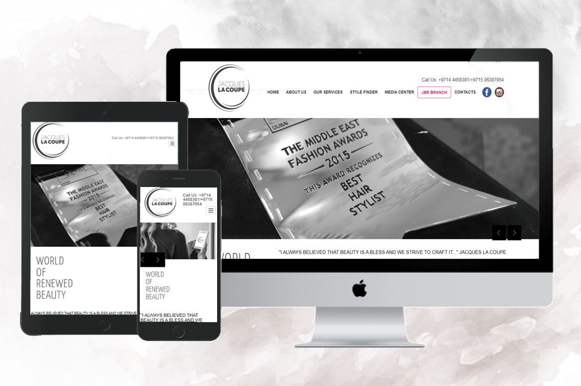 Web Design Company in Sharjah